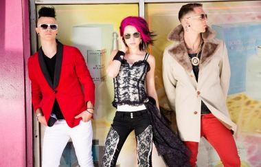 Icon For Hire Press Photo