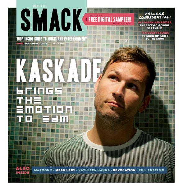 Smack Kaskade Cover