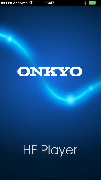 Onkyo HF Player