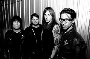 Against Me Band Photo
