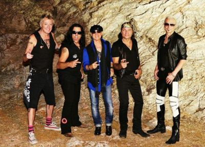 Scorpions Press Pic